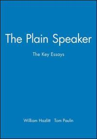 The Plain Speaker