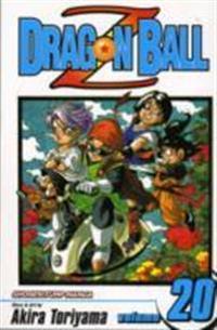 Dragon Ball Z, Vol. 20