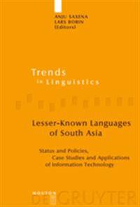 Lesser-Known Languages of South Asia