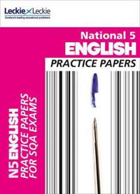 National 5 English Practice Papers for Sqa Exams