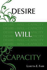 Desire—will—capacity