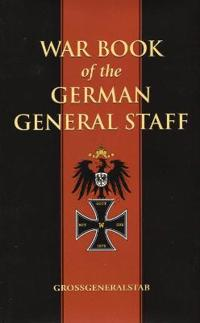 War Book of the German General Staff 1914
