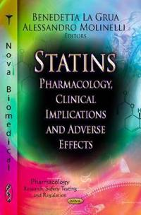 Statins - pharmacology, clinical implications & adverse effects