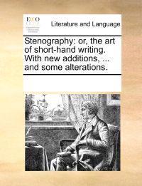 Stenography