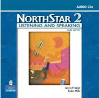 NorthStar, Listening and Speaking 2, Audio CDs (2)