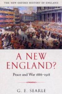New England?