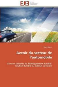 Avenir Du Secteur de L Automobile