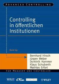 Controlling in Offentlichen Institutionen