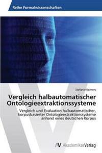 Vergleich Halbautomatischer Ontologieextraktionssysteme