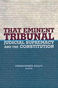 That Eminent Tribunal