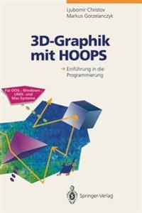 3D-Graphik mit HOOPS