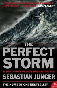 Perfect storm - a true story of man against the sea