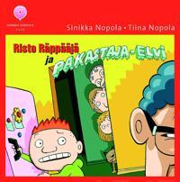 Risto Räppääjä ja pakastaja-Elvi (2 cd-levyä)