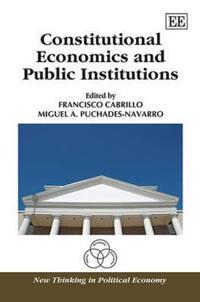 Constitutional Economics and Public Institutions