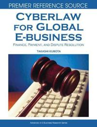 Cyberlaw for Global E-business