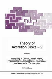 Theory of Accretion Disks-2