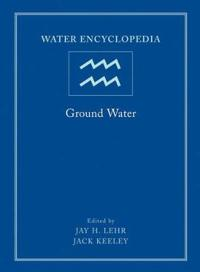 Water Encyclopedia, Ground Water