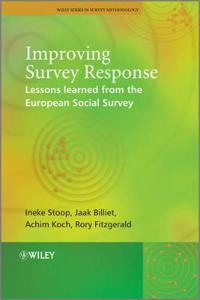 Improving Survey Response: Lessons Learned from the European Social Survey