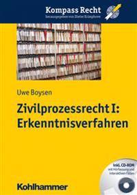 Zivilprozessrecht I: Erkenntnisverfahren
