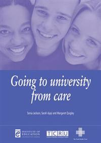 Going to University from Care