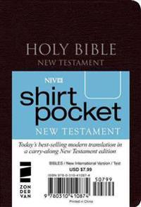 Shirt Pocket New Testament-NIV