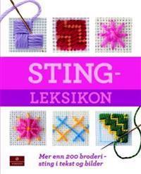 Stingleksikon - Lucinda Ganderton pdf epub