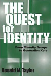 The Quest for Identity