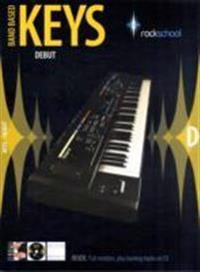 Rockschool band based keys debut - debut