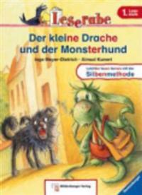 Leserabe mit Mildenberger. Leichter lesen lernen mit der Silbenmethode: Der kleine Drache und der Monsterhund