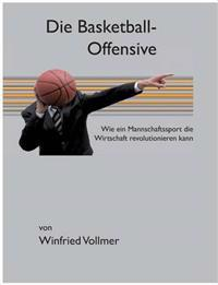 Die Basketball-Offensive
