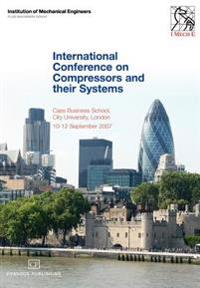 Proceedings of the International Conference on Compressors and their Systems