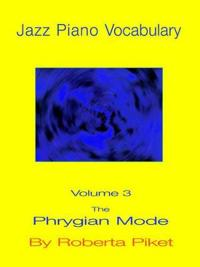 Jazz Piano Vocabulary