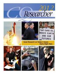 CQ Researcher Bound Volume 2012