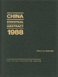 China Statistical Abstract 1988