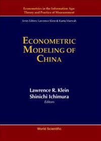 Econometric Modeling of China
