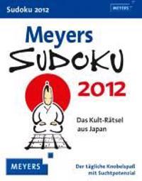 Meyers Sudoku 2012