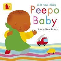 Lift the Flap: Peepo Baby