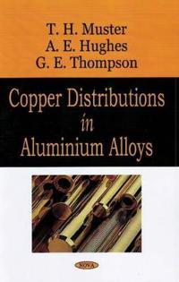 Copper Distributions in Aluminium Alloys