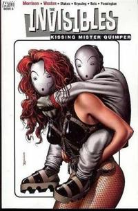 Invisibles, The: Kissing Mr. Quimper Vol 06