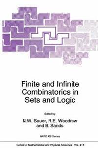 Finite and Infinite Combinatorics in Sets and Logic