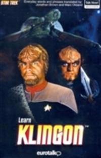 Talk Now! Learn Klingon