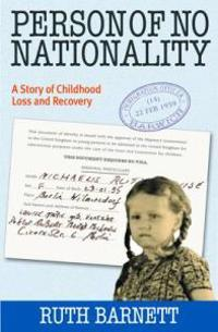 Person of no nationality - a story  of childhood loss and recovery