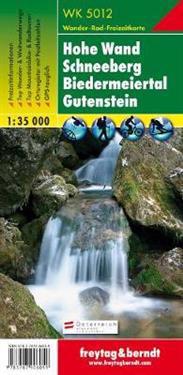 Hohe Wand-Schneeberg-Biedermeiertal-Gutenstein GPS