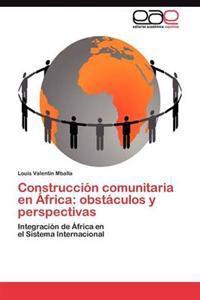 Construccion Comunitaria En Africa