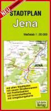 Stadtplan Jena 1 : 20 000