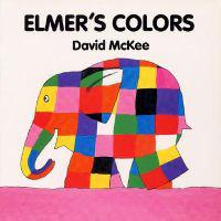 Elmer's Colors Board Book