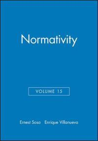 Normativity, Volume 15