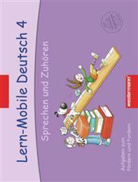 Lern-Mobile Deutsch 4. Sprechen und Zuhören