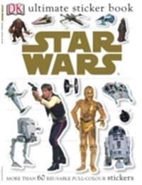 """Star Wars"" Classic Ultimate Sticker Book"