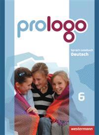 prologo 6. Schülerband. Grundausgabe. Hauptschulen